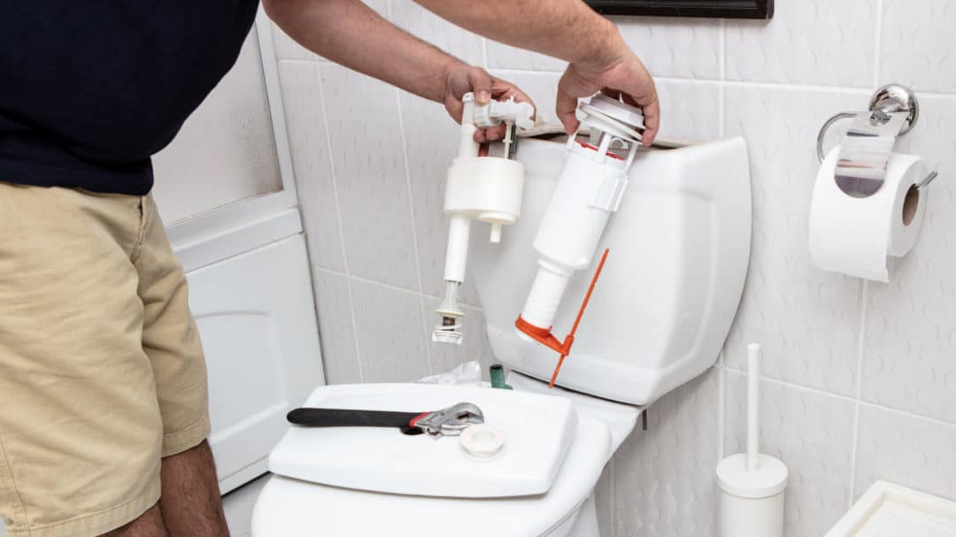 Fix Your Flush How To Solve More Common Toilet Repair Issues